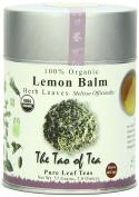 The Tao of Tea, Lemon Balm Herbal Tea, Loose Leaf, 60ml Tin