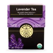 Buddha Teas Lavender Tea, 18 Count