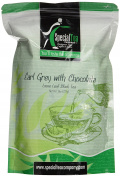Special Tea Earl Grey Blend Loose Leaf Tea with Chocolate, 240ml