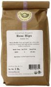 The Tao of Tea Rose Hips, Certified Organic Herbal Tea, 0.5kg