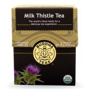 Buddha Teas Milk Thistle Tea, 18 Count