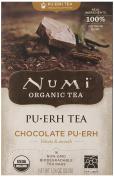 Numi Chocolate Pu-Erh Tea, 16 Count