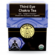Buddha Teas Third Eye Chakra Tea, 18 Count