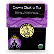 Buddha Teas Crown Chakra Tea, 18 Count
