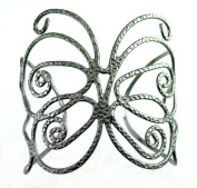 The Trending Tainted Butterfly Cuff Bracelet