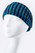 Chic Chelsea Striped Lace Stretch Headband