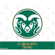 Tailgate Pad Non-Slip Flexible Cutting Board, Placemat, Colorado State