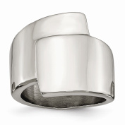 Best Birthday Gift Stainless Steel Polished Fancy Ring