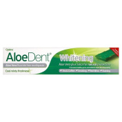 Optima Aloe Dent Whitening Toothpaste Tube (100ml) - Pack of 6