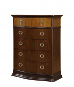 Munire Portland 5 Drawer Dresser, Cinnamon
