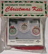 Merri Mac Christmas Dream Catcher Kit Makes 3