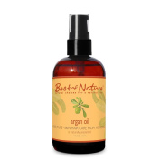 Argan Body Oil - 120ml - 100% Pure & Natural from Moroccan Argan Tree - For Body & Hair!