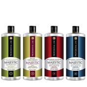 Majestic Biotin Hair Therapy 1000ml(33.8 OZ) Complete Kit- Formaldehyde Free - USA