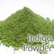 NATURAL INDIGO POWDER100% ORGANIC AND NATURAL WAY OF colouring HAIR