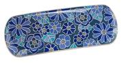 L. Erickson Botanical Beauties Barrette - Blue