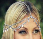 Leoy88 Fashion Chain Jewellery Colour Silver
