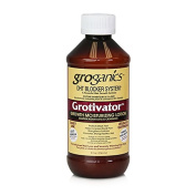 Groganics Grotivator Growth Moisturising Lotion, 240ml
