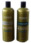 Nexxus Shampoo & Conditioner Sheer Frizz Resistance 740ml