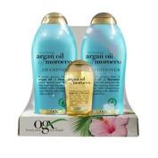 OGX Renewing Argan Oil of Morocco Value Pack