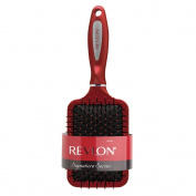 Revlon Essentials Rv2833red1 Straight & Smooth Paddle Brush