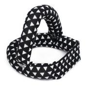 Savvy Curls Curling Hair Wrap, Convertible Black Triangles, 45ml
