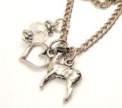 Alpaca 46cm Pendent Necklace
