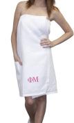 KYS Phi Mu Waffle Towel Wrap