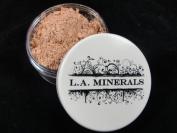 L.A. Minerals Valley Girl Matte Mineral Makeup Foundation Base-Fair Cool