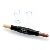 Makeup Brush ,Vovotrade Makeup Natrual Cream Face Eye Concealer Highlight Contour Pen Stick