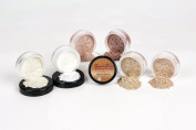 Mineral Makeup XL KIT Full Size Foundation Set Sheer Bare Skin Powder Cover (Warm