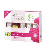 (2 PACK) - Andalou 1000 Roses Get Started Kit | 5 piece piece | 2 PACK - SUPER SAVER - SAVE MONEY