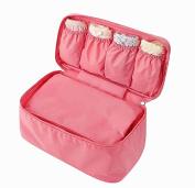 Audrey's Waterproof Multi-functional Travel Organiser Handbag Cosmetic Make-up Bag, Underwear Bar Lingerie Storage Bag Pouch