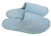 TowelBathrobe Kids Terry Closed Toe Slippers