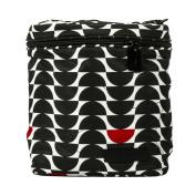 Ju-Ju-Be Onyx Fuel Cell In Black Widow nappy bag