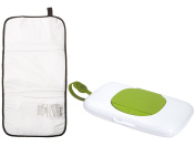 Summer Infant Quickchange Portable Changing Pad with On the Go Wipes Dispenser