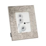 DIMOND HOME 8988-006 Large Aluminium Textured Photo Frames, Nickel