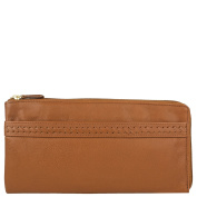 HIDESIGN Women's Mina Deluxe Leather Wallet Clutch