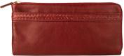 HIDESIGN Women's Mina Deluxe Leather Wallet Clutch