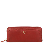 Hidesign Cerys Zip Around Leather Wallet