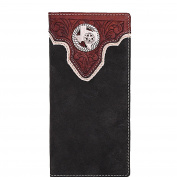 8706-4 Texas Man's Leather Wallet