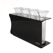 Uber bar tools Cheque Pour Practise Kit, Black