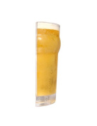 Thumbs Up Half Pint Glass, Clear