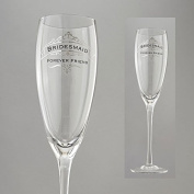 Enesco Insignia from Eneso Bridesmaid Toasting Glass, 26cm , Clear