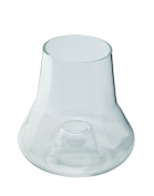 Peugeot 250331 Impitoyable Whisky Cordial Glass without Chilling Base, Clear