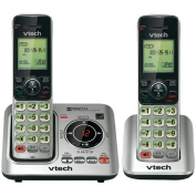Vtech Vtcs6629-2 Dect 6.0 Expandable Speakerphone With Caller Id