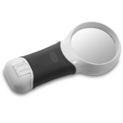 COIL UK AT-Max Auto Touch LED Magnifier-Round 5x 16D