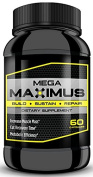 MEGAMAXIMUS - take your workout to the MAX! Build, Sustain, and Repair FASTER with MegamaXimus!