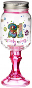 Carson Home Accents Original Rednek Wine Glass, 21 and Ready for Fun