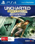 PS4 Uncharted Drakes Fortune