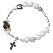 8mm Pearl Bracelet